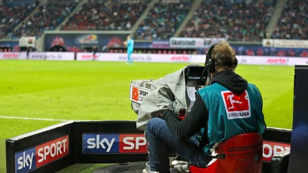 Milliardenschwere Auktion um die Bundesligarechte