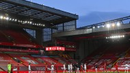 Bis in Liverpool wieder Fans im Stadion sind, dürfte es noch länger dauern.