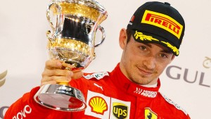 Der ziemlich coole Junge von Ferrari