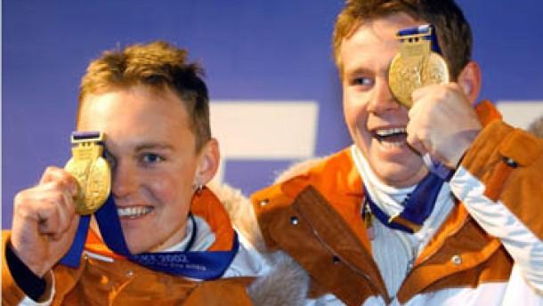 Olympia kompakt: Gold für Doppelsitzer am siebten Tag
