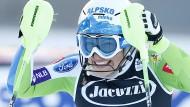 Ihr gelingt derzeit alles: Ilka Stuhec gewinnt ihr drittes Weltcuprennen binnen 14 Tagen