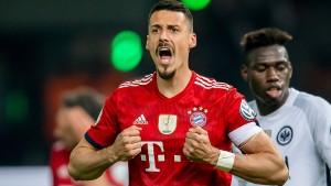 Bayern-Stürmer Wagner vor Wechsel nach China