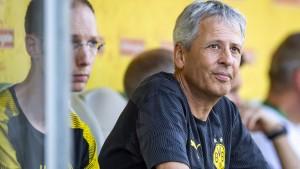 Kummer beim BVB vor Supercup-Duell