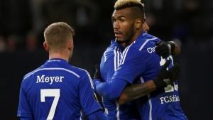 Schalke sichert sich das Weiterkommen