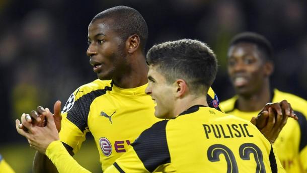 Warum Dortmund auch ohne Aubameyang gewann