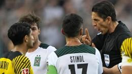 "Hat Schiedsrichter Aytekin ""zu emotional reagiert""?"