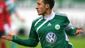 Wolfsburg setzt seine schwarze Heimserie fort