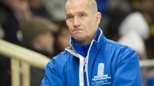 Große entlässt den Bundestrainer