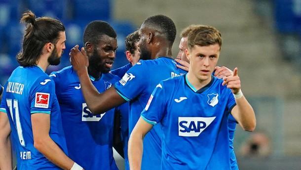 """""""Big Points"""" für Hoffenheim"""