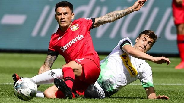 Das reizvolle Bundesliga-Rennen hinter den Bayern