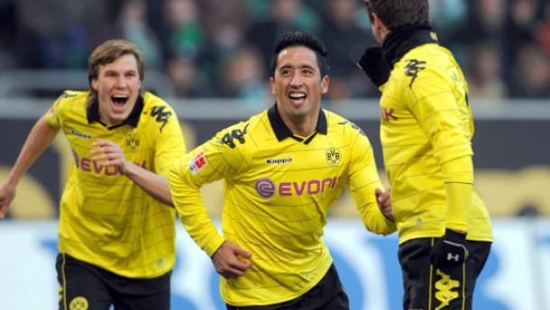 Wunderbare Dortmunder Leichtigkeit