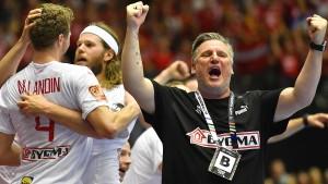 Warum Dänemarks Trainer ein Besessener ist