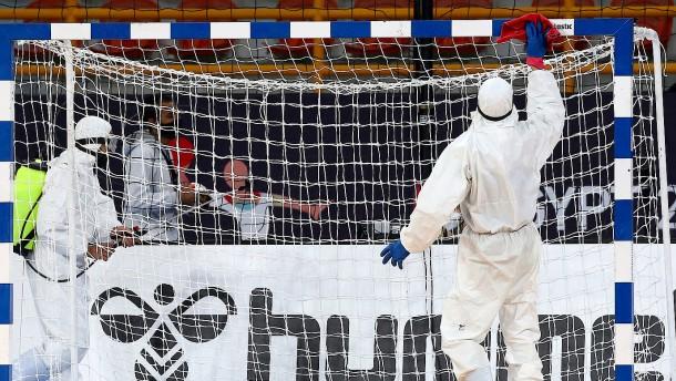 Kein Ausschluss von Kap Verde bei Handball-WM