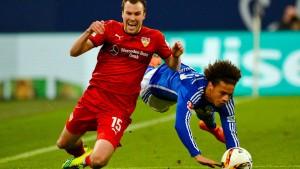 Schalke verpasst Sprung nach oben