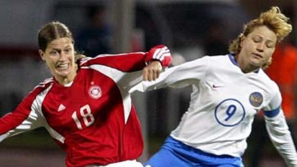 DFB-Frauen lösen Ticket zur WM 2007