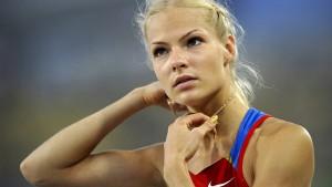 Weitspringerin Klischina darf nach Rio