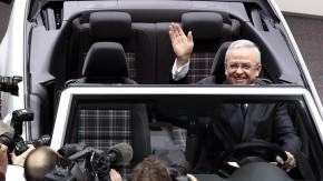 """""""Vor uns liegen große Herausforderungen"""": VW-Konzernchef Martin Winterkorn"""