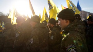 Kiew fürchtet russische Winteroffensive