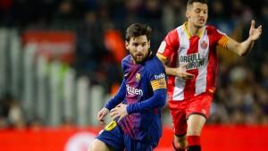"""Tabubruch in """"La Liga"""""""