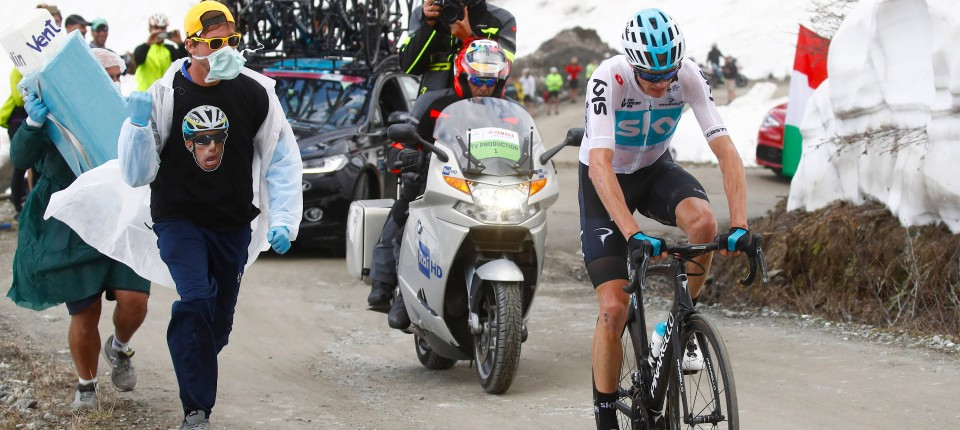 Armstrong klar for giro ditalia