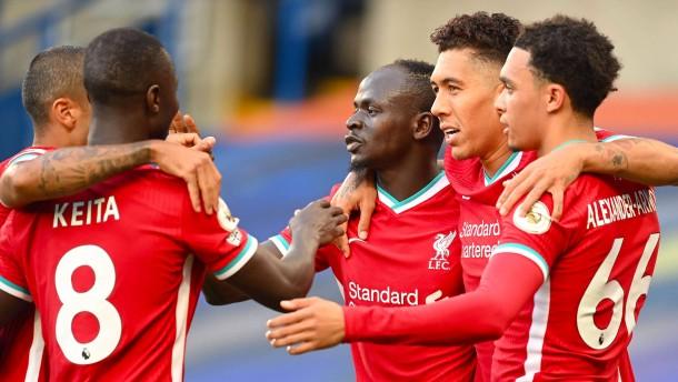 Nächster Corona-Fall beim FC Liverpool