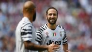Wer stoppt Juventus Turin und Higuain?