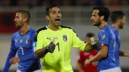 Schwerer Gegner für Italien in WM-Playoffs