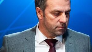 Sorge beim FC Bayern vor Angriff aufs Triple