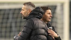 Eintracht startet beim BVB