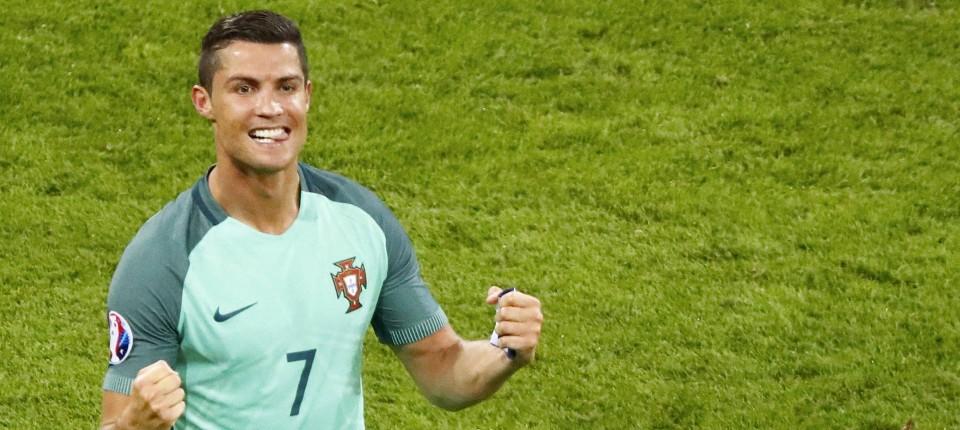 20 Gegen Wales Portugal Im Finale Der Fußball Em 2016