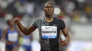 Semenya klagt für ihr Menschenrecht