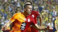 Der große Auftritt des Lukas Podolski
