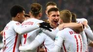 Auf geht's nach Bayern: Leipzig ist bereit für das Duell mit München.