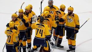 Nashville dreht im Stanley-Cup-Finale auf