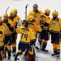 Die Predators sind wieder da in der Finalserie der NHL.