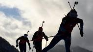 Biathlon-Weltverband gibt dem Druck nach