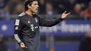 Bayern München bleibt im Bundesliga-Mittelmaß