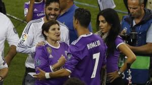 Immer wieder Ronaldo