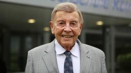 """""""Trimm dich""""-Vater Wildor Hollmann ist tot"""