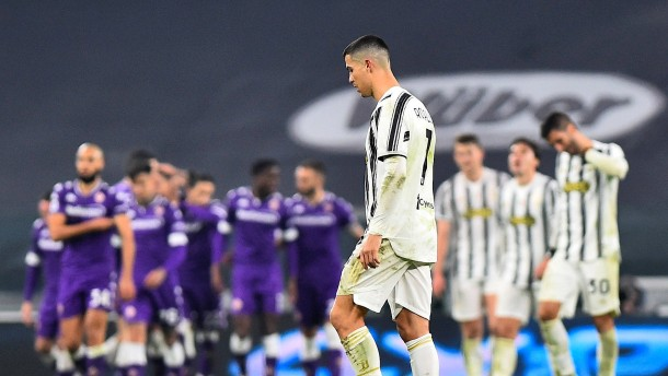 Juventus sieht alt aus