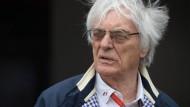 Bernie Ecclestone hat für die Zukunft der Formel 1 seine eigenen Vorstellungen.
