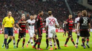 Bayern lässt den Big Point liegen