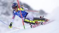 Auch in Kühtai nicht zu schlagen: Olympiasiegerin und Weltmeisterin Mikaela Shiffrin