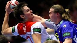 Norwegen wahrt Chance aufs Halbfinale
