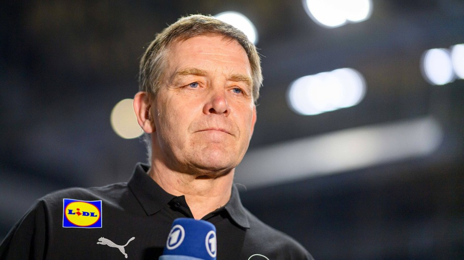 Wer darf mit zu Olympia? Handball-Bundestrainer Alfred Gislason
