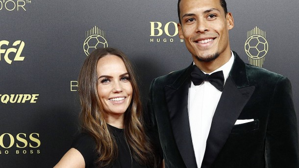 Ronaldos Schwester stinksauer auf van Dijk