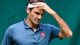 Federer scheitert auch in Halle früh