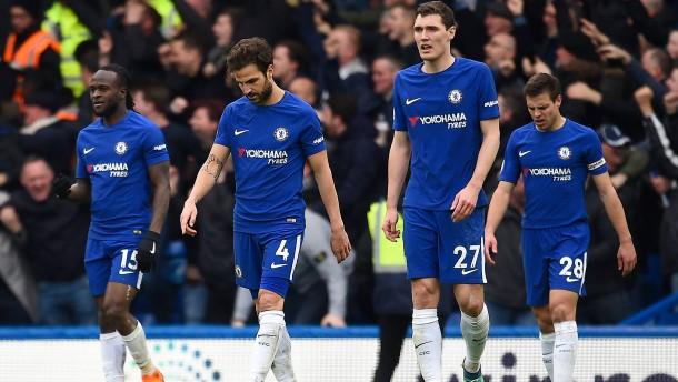 Verpasst Chelsea die Champions League?