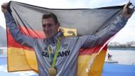 Olympiasieger Sebastian Brendel