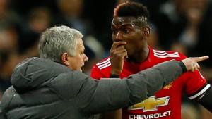 Streit zwischen Mourinho und Pogba eskaliert